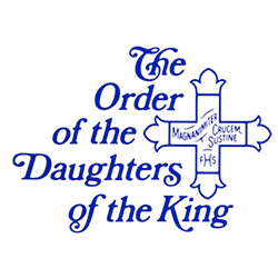 Daughter's of the King Business Meeting (Virtual)