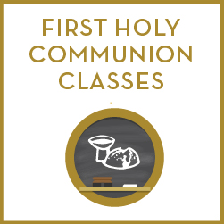 First Holy Communion Class