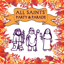 All Saints' Party & Parade