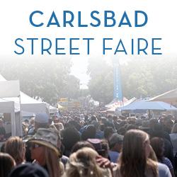 Carlsbad Village Faire Outreach