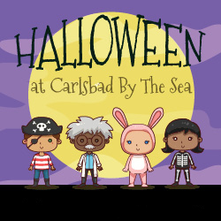 Halloween at Carlsbad by the Sea