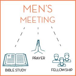 Men's Bible Study & Fellowship Meeting