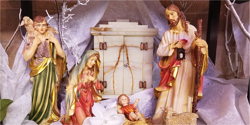 Christ Has Come and A New Year Is Ushered In