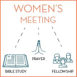 Women's Bible Study & Fellowship Meeting (Virtual)