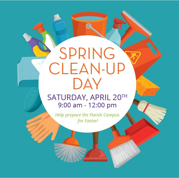 Spring Clean-Up Day
