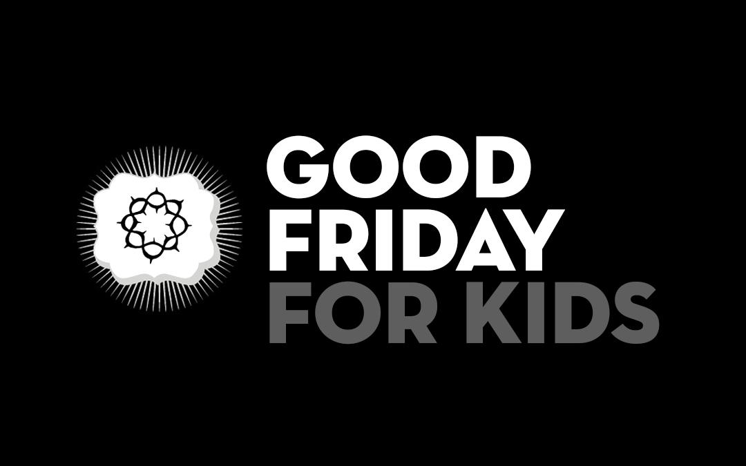 Good Friday For Kids