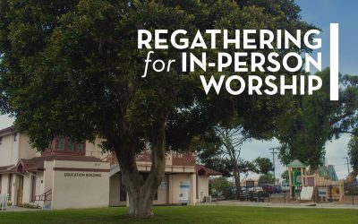 Updated COVID-19 Worship Guidelines
