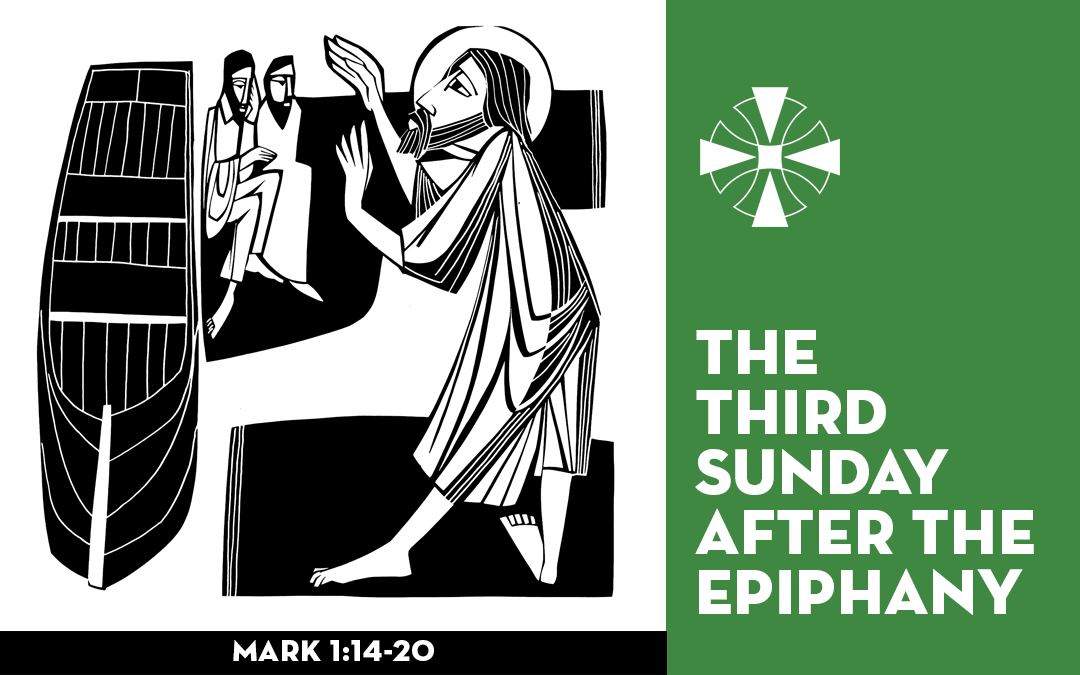 Third Sunday after The Epiphany