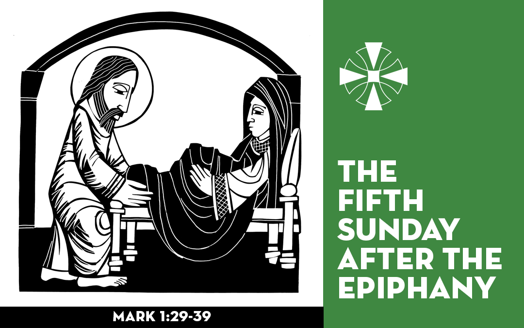 Fifth Sunday after The Epiphany